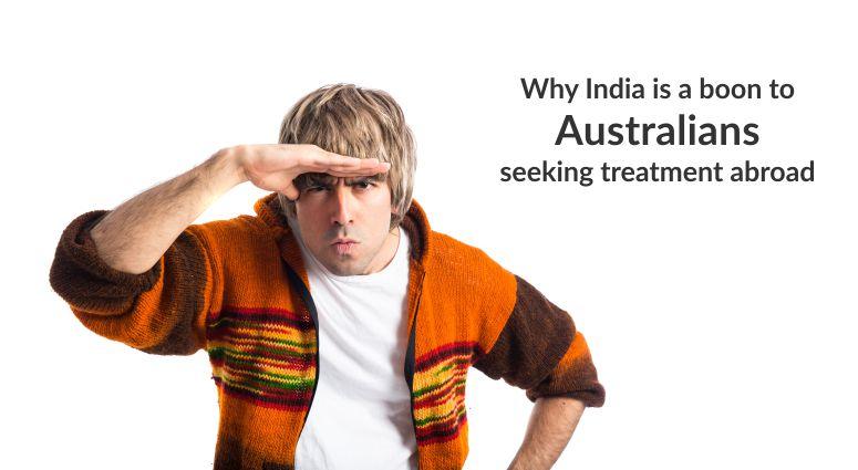 Australians Seeking Treatment India